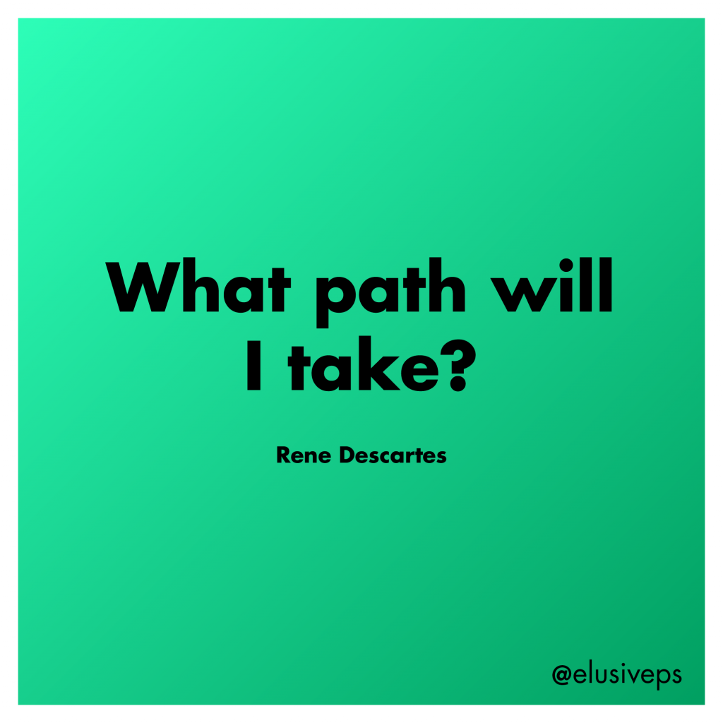 what path